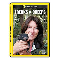 Freaks and Creeps DVD-R