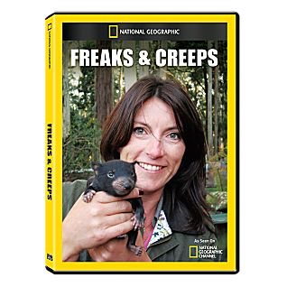 View Freaks and Creeps DVD-R image