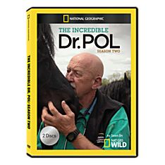 Incredible Dr Pol on DVD