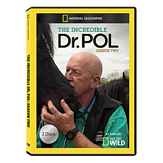 The Incredible Dr. Pol Season Two DVD-R Set