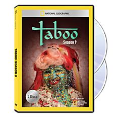 Taboo Season Nine DVD-R Set, 2013