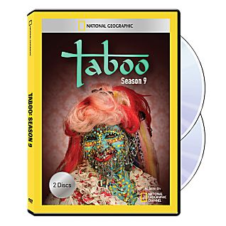 View Taboo Season Nine DVD-R Set image
