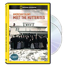 American Colony: Meet the Hutterites DVD, 2012