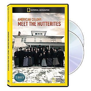 View American Colony: Meet the Hutterites DVD image