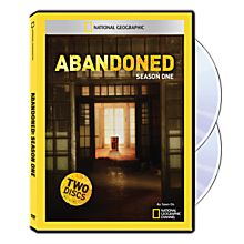 Abandoned Season One DVD-R Set, 2012