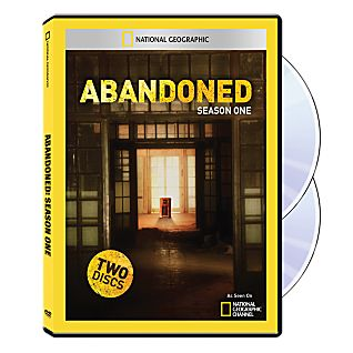 Abandoned Season One DVD-R Set