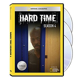 View Hard Time Season Four DVD-R Set image
