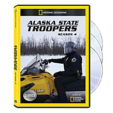 Alaska State Troopers Season Four DVD-R Set, 2012