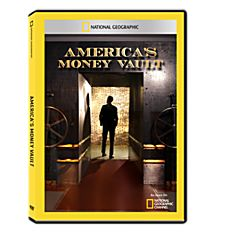 America's Money Vault DVD-R