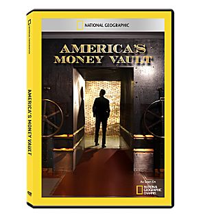America's Money Vault DVD-R