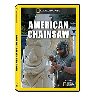 View American Chainsaw, Season One DVD-R image
