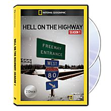 Hell on the Highway DVD-R