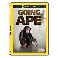 Going Ape DVD-R, 2013