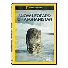 Snow Leopard of Afghanistan DVD-R, 2013