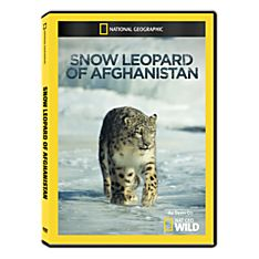 Snow Leopard of Afghanistan DVD-R