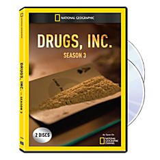 Drugs, Inc. Season Three DVD-R, 2012