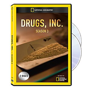 View Drugs, Inc. Season Three DVD-R image