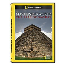 Maya Underworld: The Real Doomsday DVD-R