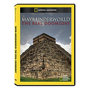 View Maya Underworld: The Real Doomsday DVD-R image
