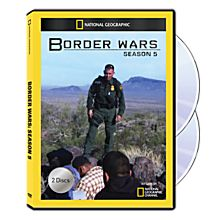 Border Wars on DVD