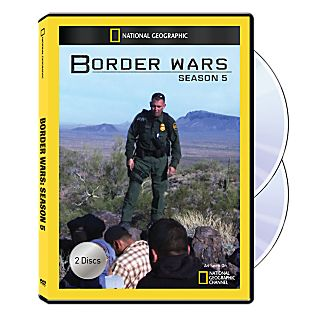 Border Wars, Season Five DVD-R