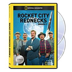 Rocket City Rednecks, Season Two DVD-R, 2012