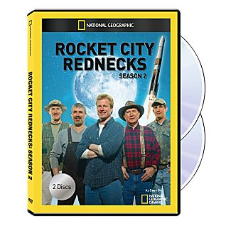 View Rocket City Rednecks, Season Two DVD-R image
