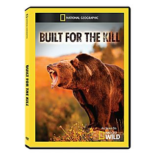 View Built for the Kill DVD-R image