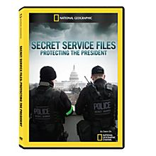 Secret Service Files: Protecting the President DVD-R, 2013
