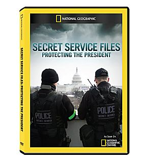 View Secret Service Files: Protecting the President DVD-R image