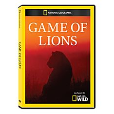 Game of Lions DVD-R