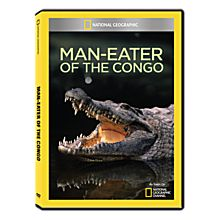 Man-Eater of the Congo DVD-R, 2013