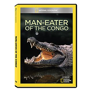 Man-Eater of the Congo DVD-R