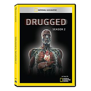 Drugged, Season Two DVD-R