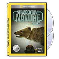 Stranger than Nature Season Two DVD-R, 2012