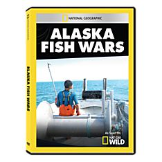 Alaska Fish Wars DVD-R