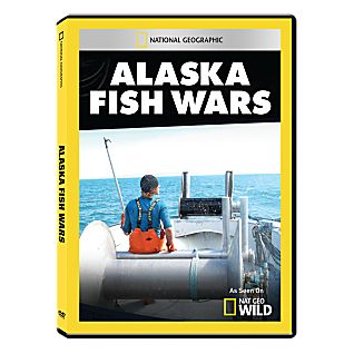 View Alaska Fish Wars DVD-R image
