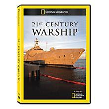 Inside 21st Century Warship DVD-R