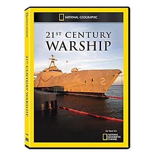 View Inside 21st Century Warship DVD-R image