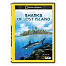 Sharks of Lost Island DVD-R