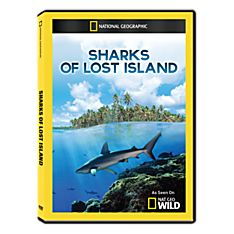 Sharks of Lost Island DVD-R, 2013