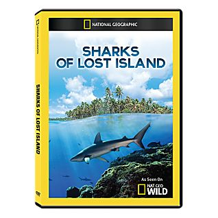 View Sharks of Lost Island DVD-R image