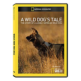 View A Wild Dog's Tale DVD-R image
