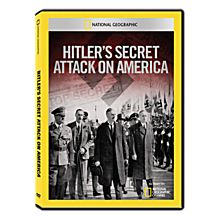 Hitler's Secret Attack on America DVD-R, 2013