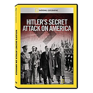 View Hitler's Secret Attack on America DVD-R image