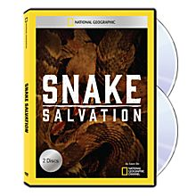 Snake Salvation 2-DVD-R Set, 2013