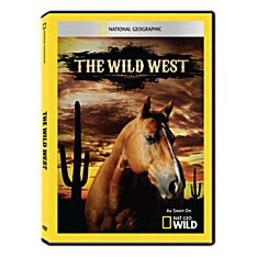 The Wild West DVD-R