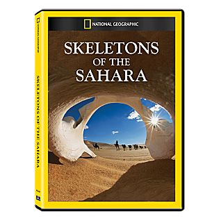 Skeletons of the Sahara DVD-R
