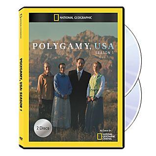 View Polygamy, USA DVD-R image