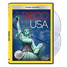 Taboo, USA DVD-R, 2013